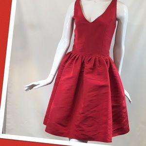 a22aadfc324 ✨EUC Chloe   Reese V Neck Silk Dress Sz 14